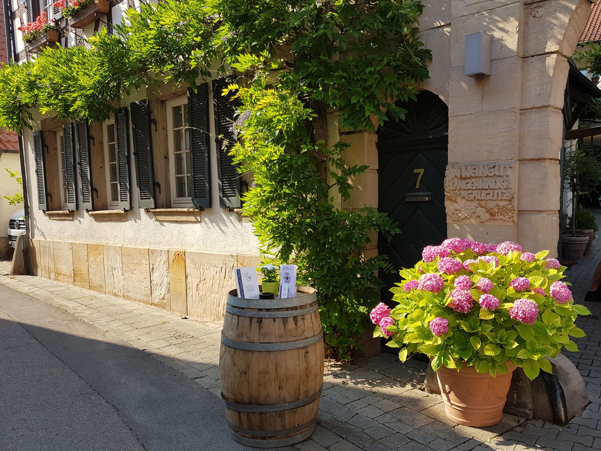 Weingut Langenwalter Gauglitz Freinsheim