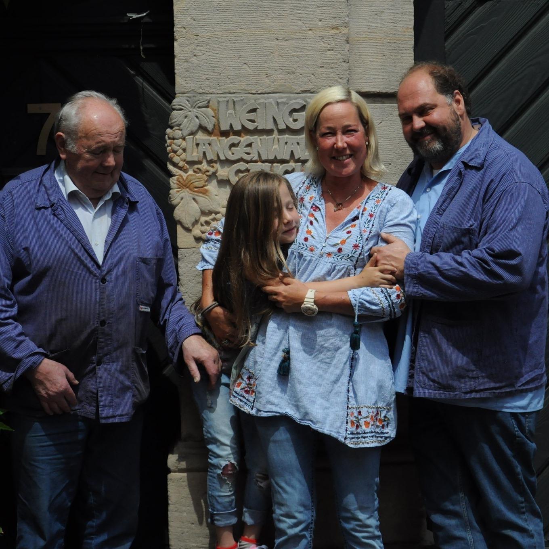 Familie Langenwalter-Gauglitz
